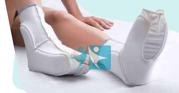 Thuasne Italia Scarpe Antidecubito Careprotect Pedi 3 Bianco