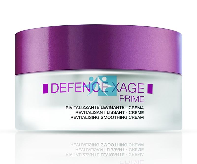 BioNike Linea Defence Xage Prime Crema Rivitalizzante Levigante Anti-Età 50 ml