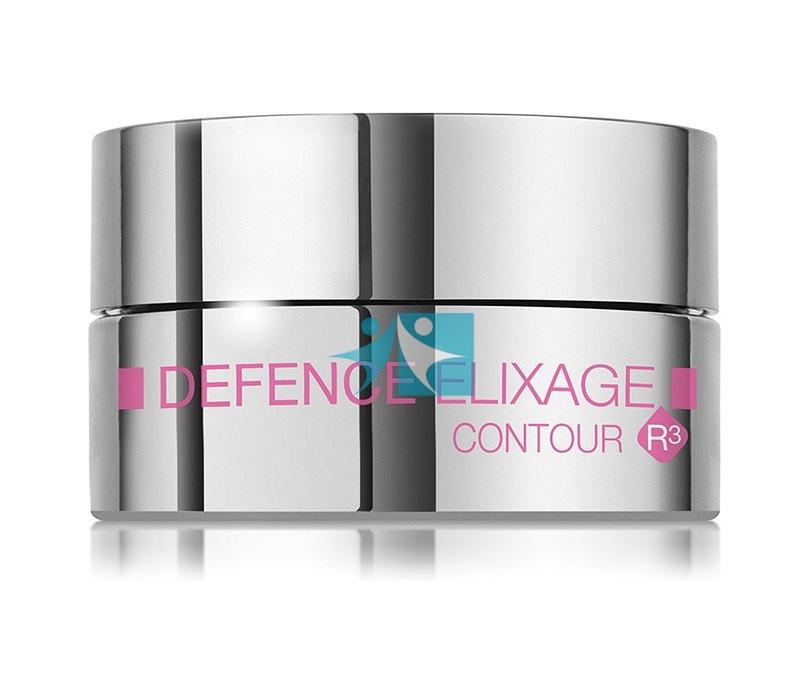 BioNike Linea Defence Elixage R3 Contour Balsamo Occhi Labbra Anti-Età 15 ml