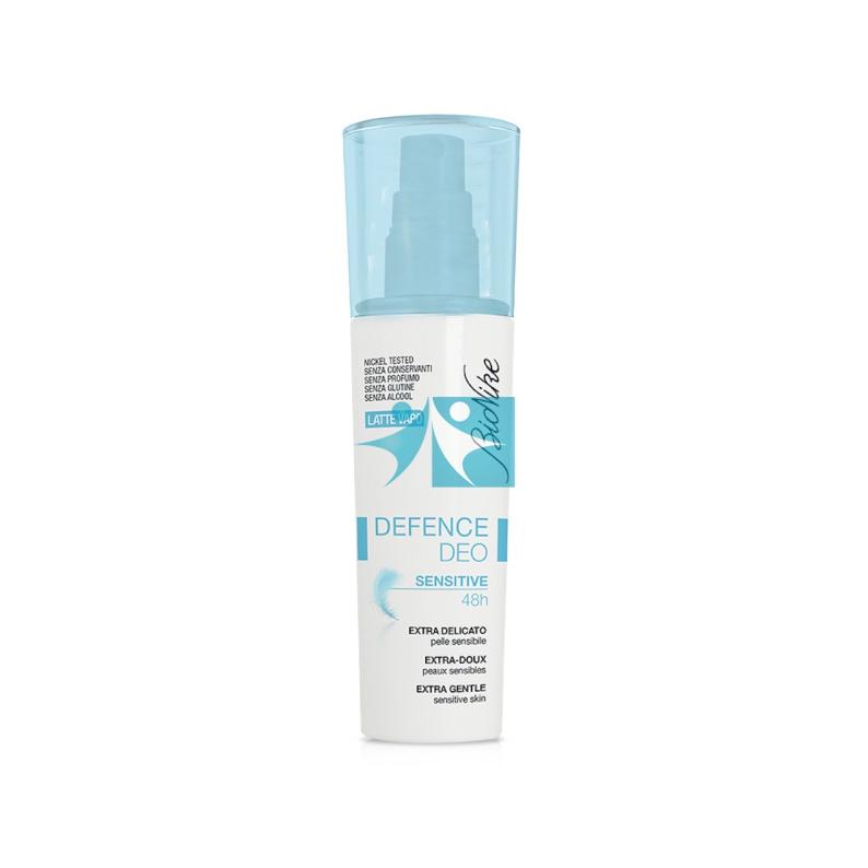 BioNike Linea Defence Deo Sensitive 48h Deodorante Delicato Vapo No Gas 100 ml