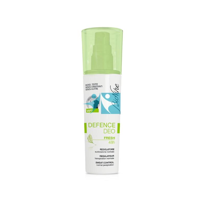 BioNike Linea Defence Deo Fresh Vapo Deodorante Leggero No Gas 100 ml
