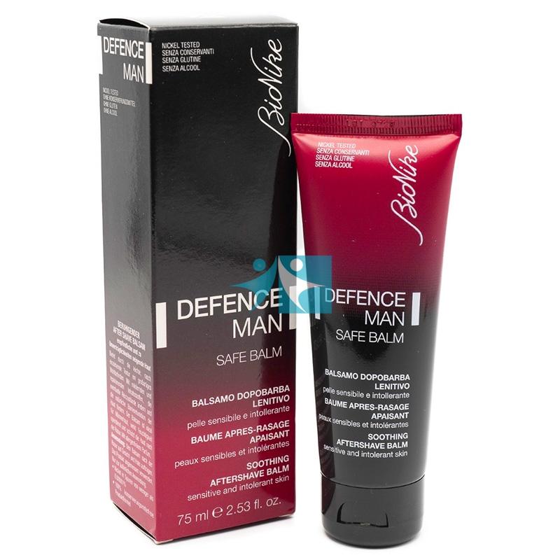 BioNike Linea Defence Man Defence Man Safe Balm Balsamo Dopobarba Viso Uomo 75ml